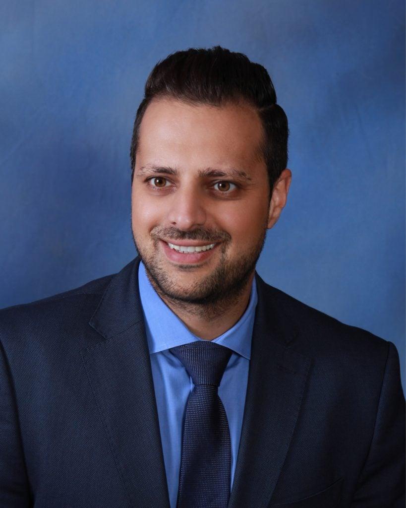 Dr. Farid Didari